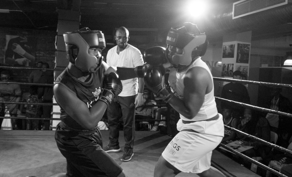 Kings Boxing Gym Launch