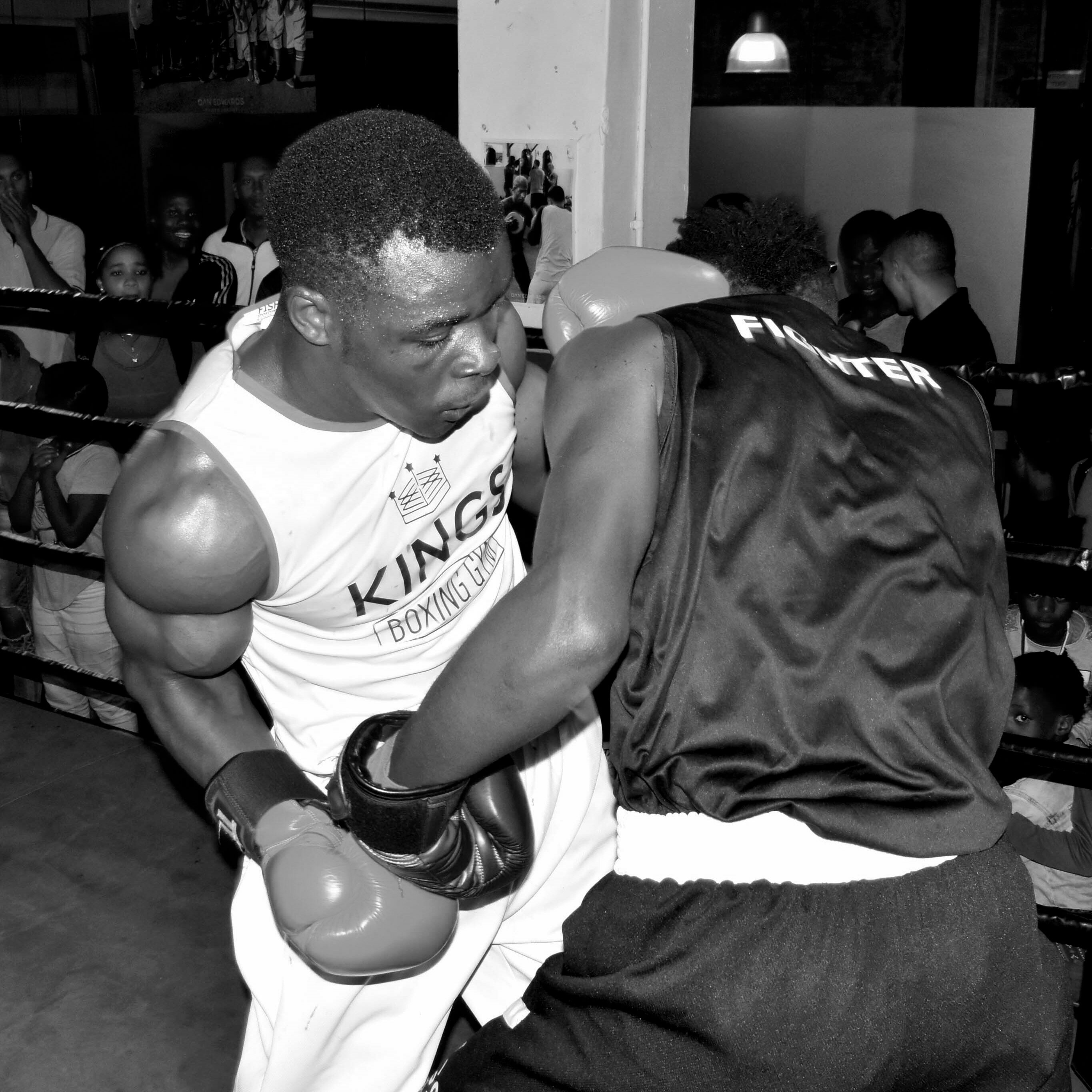 Boxing Gym Cape Town
